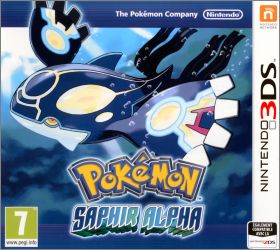 Pokémon - Saphir Alpha (Pocket Monsters - Alpha Sapphire)