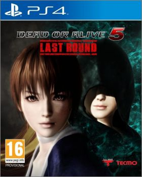 Dead or Alive 5 (V) - Last Round
