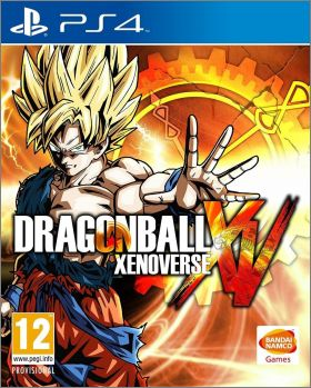 Dragon Ball - Xenoverse (XV)