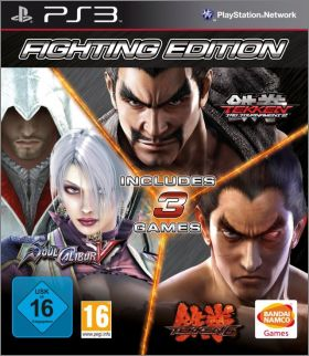 Fighting Edition (Tekken 6/Tag Tournament 2 + SoulCalibur 5)