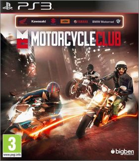Motorcycle Club (MC)