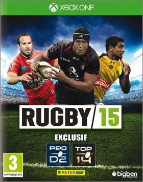 Rugby 15 (2015)