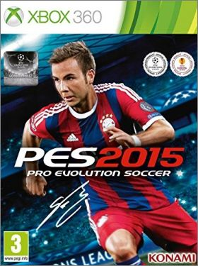 PES 2015 - Pro Evolution Soccer (World Soccer - Winning ...)