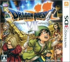 Dragon Quest 7 (VII) - Eden no Senshitachi