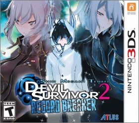 Shin Megami Tensei - Devil Survivor 2 (II) - Record Breaker