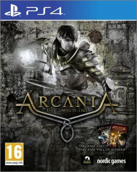 Arcania - The Complete Tale - Gothic 4 + Fall of Setarrif