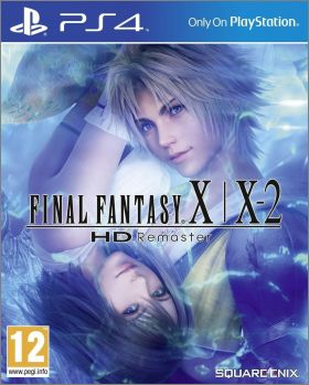 Final Fantasy 10.1 + 10.2 (X & X2) - HD Remaster