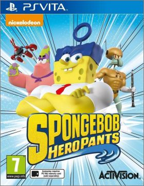 SpongeBob HeroPants (Nickelodeon ...)