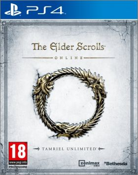 The Elder Scrolls Online - Tamriel Unlimited
