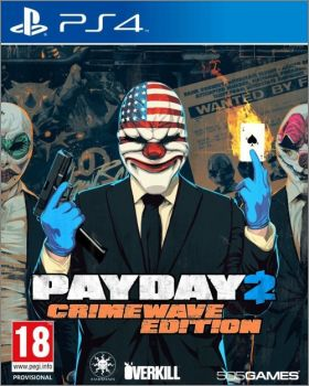 PayDay 2 (II) - Crimewave Edition