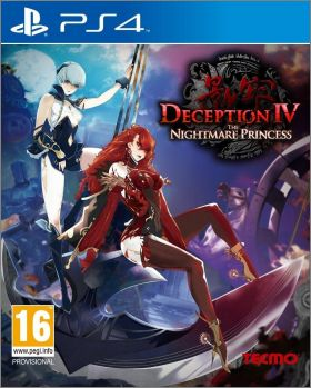 Deception 4 (IV) - The Nightmare Princess (Kagero - Mou ...)