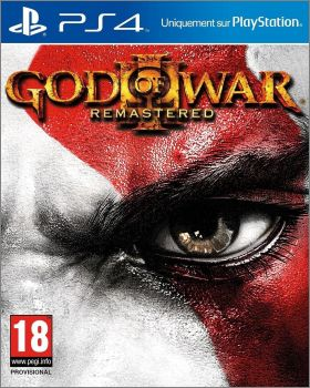 God of War 3 (III) - Remastered