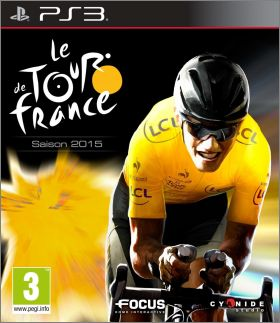 Le Tour de France - Saison 2015 (... - Season 2015)