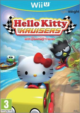 Hello Kitty Kruisers - With Sanrio Friends