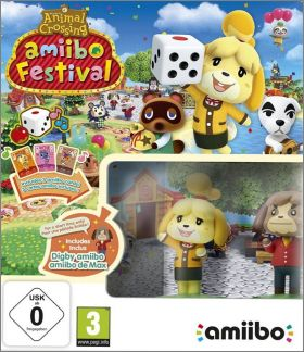 Animal Crossing - Amiibo Festival (Doubutsu no Mori ...)