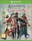 Assassin's Creed Chronicles - China + India + Russia