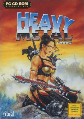 Heavy Metal F.a.k.k 2